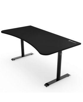 Arozzi Arena Gaming Desk – Pure Black