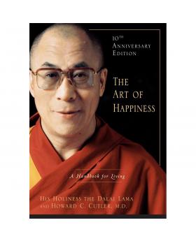 The Art of Happiness by Dalai Lama and Howard C. Cutler