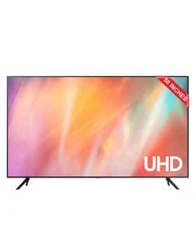 Samsung 50 Inch AU7000 4K UHD Smart TV - 2021