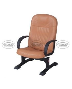 Boss B-321-LA Relax Sofa 1-Seater with Arms – Leather