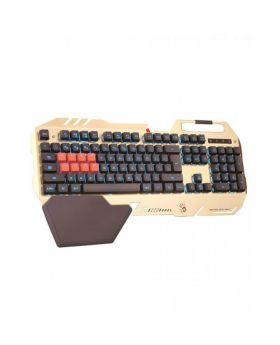 A4Tech Bloody B418 GOLDEN (8 MECHANICAL KEYS) Gaming Keyboard