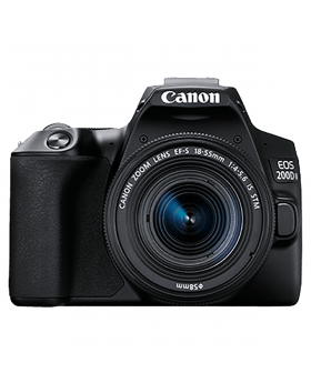 Canon EOS 200D II 18-55 IS STM