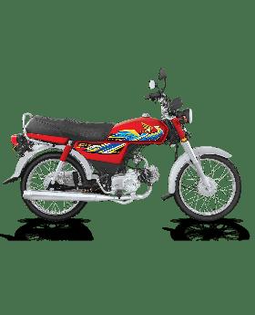 Honda 70cc (Without Registration)