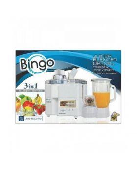 Bingo 3 In 1 Juicer & Blender JBG-800