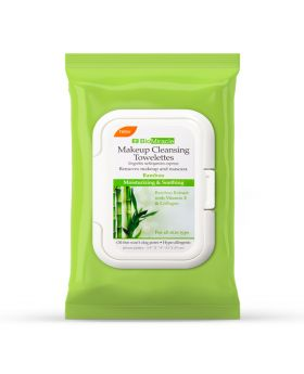 BioMiracle Makeup Cleansing Towelettes Bamboo