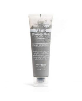 BioMiracle Purifying Charcoal Wash-off Mask
