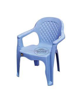 Boss Full Plastic Botton Chair - BP-825