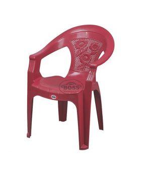 Boss Full Plastic Flower Chair - B-815