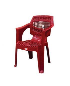 Boss Full Plastic High Back Patti Chair - B-834