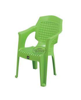 Boss Full Plastic Patti Chair - BP-831