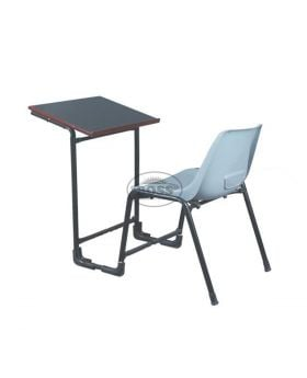 Boss Joint Holo Bench Desk for Masjid 1 Seater with Standard Height - B-447