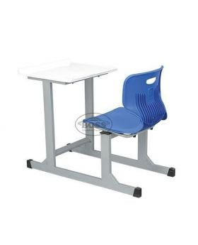 Boss Joint One Seater Desk With Fiber Top - B-928