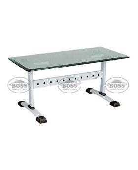 Boss Rectangular Glass Table Large - B-218
