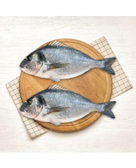 Bream Fish 2 KG  ڈنڈیا