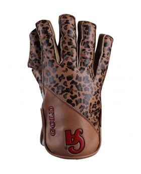 CA Wicket Keeping Gloves Gold