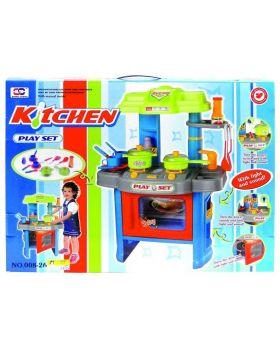 Large kitchen set kids Toy