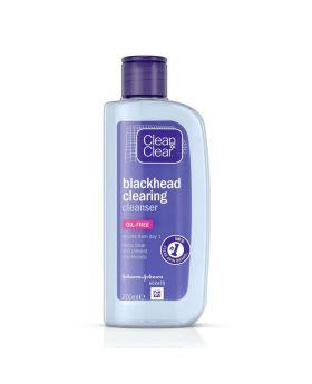 Clean & Clear Cleanser Black Head 200ML