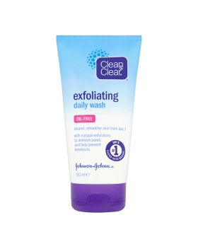 Clean & Clear Exfoliating Face Wash 150ML