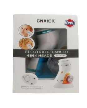CNAIER 4 In 1 Electric Face Cleansing Massager