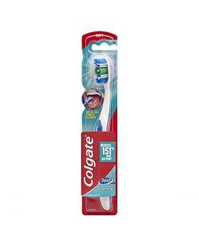 Colgate Tooth Brush 360 Clean Cheek & Tongue