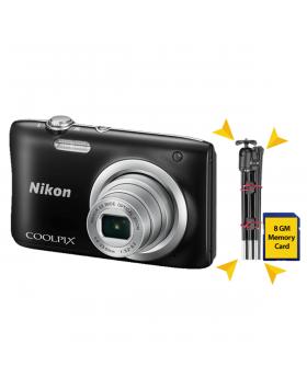 Nikon Coolpix Digital Camera A100