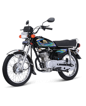 Crown CR 125 CC Without Registration