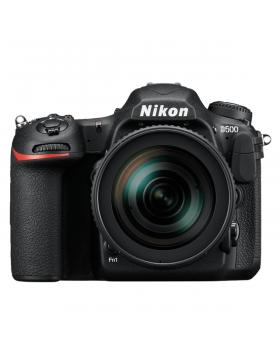 Nikkon Dslr D500 Kit