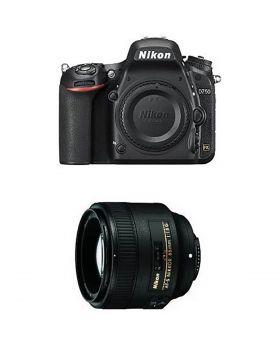 Nikkon Dslr D750 85mm Lens
