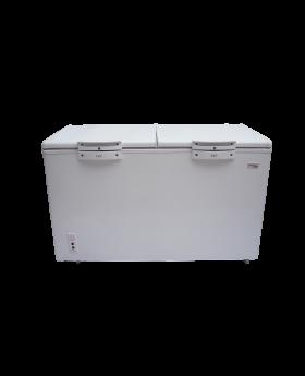Gaba National Twin Door Deep Freezer GND-17000 / 17 Cft (S) 25 x 54