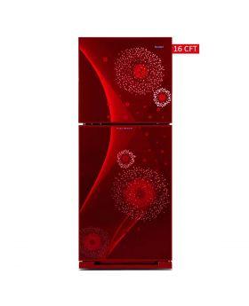 Orient Glass Door Refrigerator Diamond 500 Liters