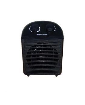 Deuron Fan Heater Black DN 1203
