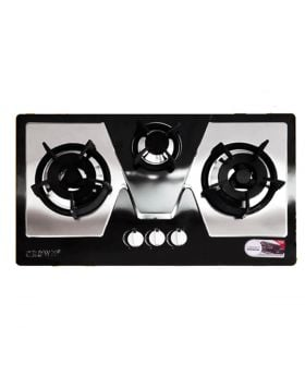 Crown Hob Stainless Steel Panel CR-ECO 2