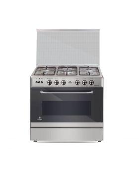 Nasgas Cooking Range EXC-334 5 burner GT