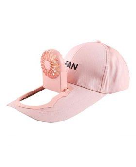 Fan Cap - Sun Hats