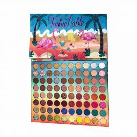 Huda Beauty Fashionable 80/Colours Eye Shadow Palette