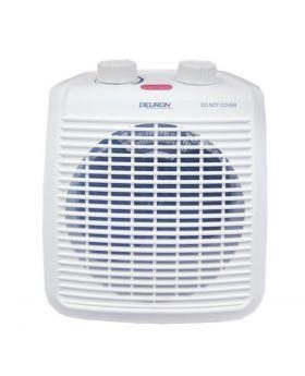 Deuron Fan Heater White  DN 1203