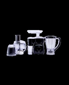 Gaba Appliances GN-920 8 in 1 Food Factory ( Black)