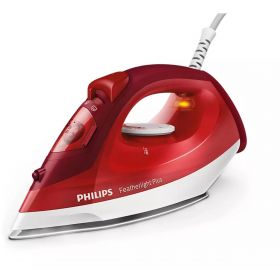 Philips Featherlight Plus Steam iron with non-stick soleplate GC1423/40