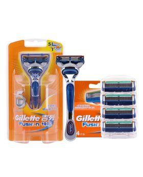 Gillette Fusion Signature Razor Set