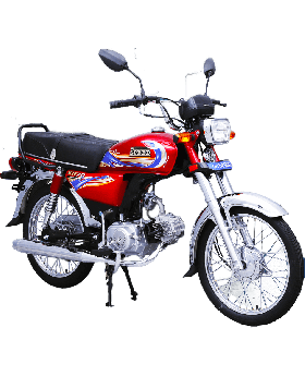 Hi-Speed 70 CC Without Registration