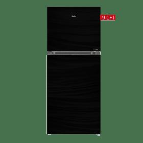 Haier Glass Door Refrigerator HRF-246 EPR/EPB/EPC Without Handle -Black