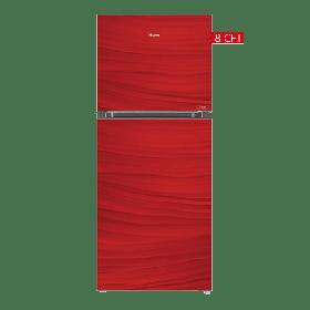 Haier Refrigerator HRF-216EPR-Red