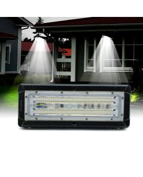 CLOPAL SMART BRIGHT WATERPROOF 50W LED FLOODLIGHT WHITE 220V
