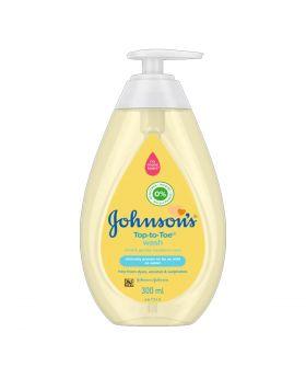 Johnson's Baby Wash Top To Toe 300ml