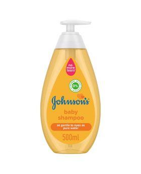 Johnson's Baby Shampoo 500ml