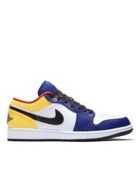 Nike Air Jordan 1 Low Royal Yellow