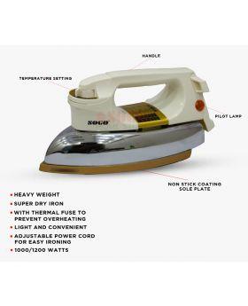 Sogo Super Dry Iron JPN-423