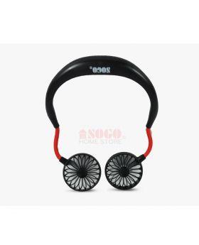 Sogo Portable Neckband Rechargeable Fan JPN-1020