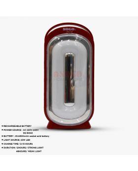 Sogo Rechargeable Emergency Led Lantern Light JPN-108