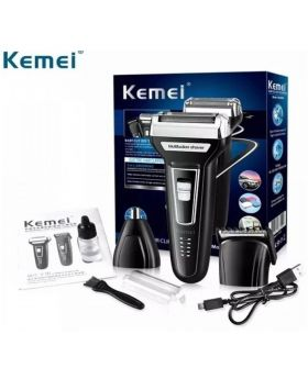 KEMEI KM-6776 3 in 1 Grooming Professional Shaver & TRIMMER